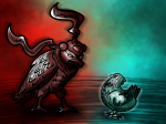 animals artist_needed byers crossover jojo's_bizarre_adventure