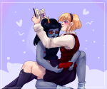 book catsandcorn dancestors gaming heart latula_pyrope redrom request rose_lalonde shipping smelling_of_roses