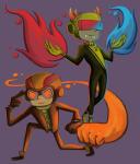 ceyeclops crossover dancestors mituna_captor psionics psychonauts