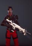 3d crossover gun humanized kanaya_maryam petrosyanengeniy solo xcom