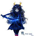 ancestral_awakening ancestral_awakening_sword jyaba solo text vriska_serket weapon zodiac_symbol