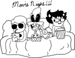 beverage couch crossover dave_strider food karkat_vantas meme multishipping red_knight_district shipping skellyanon sonic_the_hedgehog