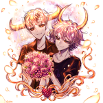 crying flowers gamzee_makara heart jyaba pbj redrom shipping tavros_nitram