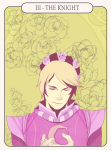 dave_strider dreamself flower_crown flowers no_glasses nyunyi-chan solo tarot