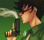 dusking headshot jake_english pistols profile solo