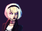 bioshock crossover headshot marctheknight rose_lalonde solo