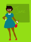 arijandro fashion jane_crocker junior_battermaster's_bowlbuster_stirring_solution_50000 solo text