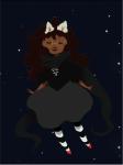 animal_ears aradiamegidoughnut dogtier godtier jade_harley solo stars witch