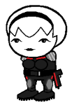 crossover disney rose_lalonde shmookazoo solo sprite_mode wreck-it_ralph