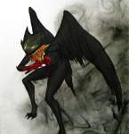 bec_noir blood impalement jack_noir redandblacktac solo