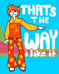 70sstuck arijandro gamzee_makara kc_and_the_sunshine_band lyricstuck solo text