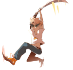 dirk_strider lawey midair solo starter_outfit unbreakable_katana
