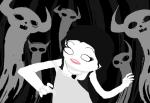 a-canon-url amy_lee au crossover evanescence ghosts image_manipulation ke$hastuck