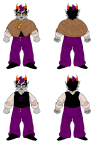 eridan_ampora fashion furrylatula non_canon_design solo source_needed