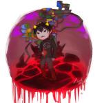 blood impudentkid karkat_vantas land_of_pulse_and_haze solo
