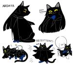 animalstuck ardata_carmia cats hiveswap kang0-0a lusus mspa_reader multiple_personas text