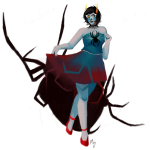 aranea_serket dancestors fashion formal sermna solo spiders