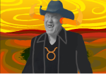 an_anonymous_corsair big_enough cowboy_hat image_manipulation land_of_sand_and_zephyr meme solo tavros_nitram