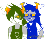 ? angel-of-double-death blush heart hiveswap polypa_goezee redrom shipping transparent zebruh_codakk