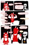 arquiusprite comic dirk_strider hypeswap panel_redraw sprite strong_tanktop