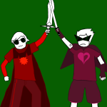 caledfwlch dave_strider dirk_strider heart_aspect native_source staryuplatinum time_aspect unbreakable_katana
