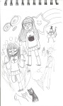? animals arijandro art_dump food ghosts gravity_falls jack_noir sketch spades_slick