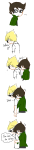 comic dirk_strider hug jake_english noreum pumpkin_patch redrom shipping starter_outfit thought_balloon