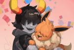 carrying crossover diemen_xicali hamscorn hiveswap hug pokémon