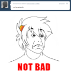 ask askgodtierkarkat barack_obama broken_source karkat_vantas meme solo