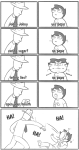 comic dad john_egbert lyricstuck merupuri parody text