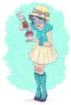 diabetes fashion food hat jane_crocker melia solo