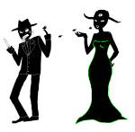 3_in_the_morning_dress arijandro blackrom bq jack_noir knife shipping snowman spade spades_slick the_finger