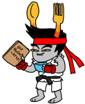 death_420 fantroll food solo street_fighter sugoi_quest_for_kokoro trollified