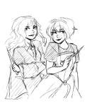 crossover harry_potter maaayonnaise rose_lalonde thorns_of_oglogoth velvet_squiddleknit