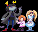 akumanorobin cocktail_glass cosplay crossover deleted_source hetalia roxy_lalonde vinesauce vriska_serket