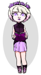 book leverets pastel_goth rose_lalonde solo