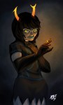 aranea_serket dancestors dream_ghost mindfang_dress redandblacktac ring_of_life solo