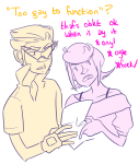 crossover dirk_strider kindergraph limited_palette mean_girls roxy_lalonde