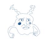 crossover ghosts koala_tea mob_psycho_100 pungoeshere solo vriska_serket