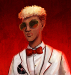 alternate_hair dave_strider headshot puppet_tux seacrow solo