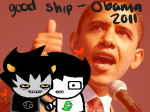 barack_obama communism deleted_source holding_hands image_manipulation john_egbert karkat_vantas pootles redrom shipping