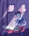 alternate_hair chainsaw dave-strider-draws kanaya_maryam
