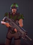 3d crossover gun jake_english petrosyanengeniy skulltop solo xcom
