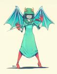 dragonhead_cane godtier melia mind_aspect non_canon_design seer solo terezi_pyrope