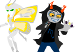 bakugan crossover native_source smashfan666 vriska_serket