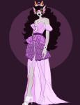 crown dreamself fashion feferi_peixes fishymemermaid formal solo