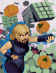 godtier no_mask perfectly_generic_object pumpkin redandblacktac rogue roxy_lalonde solo void_aspect