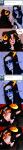 aradia_megido ask blush equius_zahhak iron_maiden jodariell shipping text word_balloon