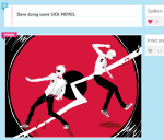 dave_strider doodleordie insecureillustrator music_note puppet_tux solo