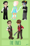 arduoususurper arms_crossed crossover sollux_captor steven_universe team_fortress_2 the_evil_within
